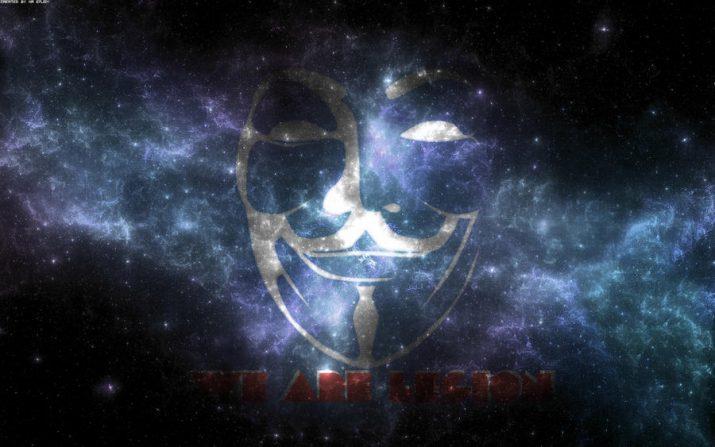 Anonymous Wallpaper 1