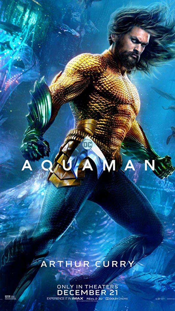 Aquaman Wallpaper 1
