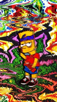 Bart Simpson Wallpaper 9