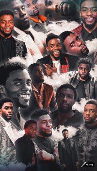 Black Panther Chadwick Boseman Wallpaper 3