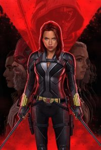 Black Widow Wallpaper 2