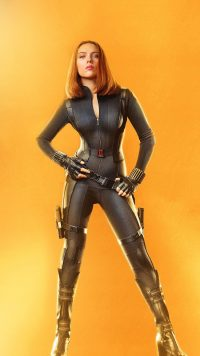 Black Widow Wallpaper 5