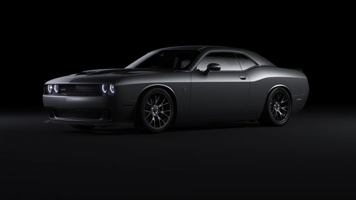 Dodge Challenger Wallpaper 1