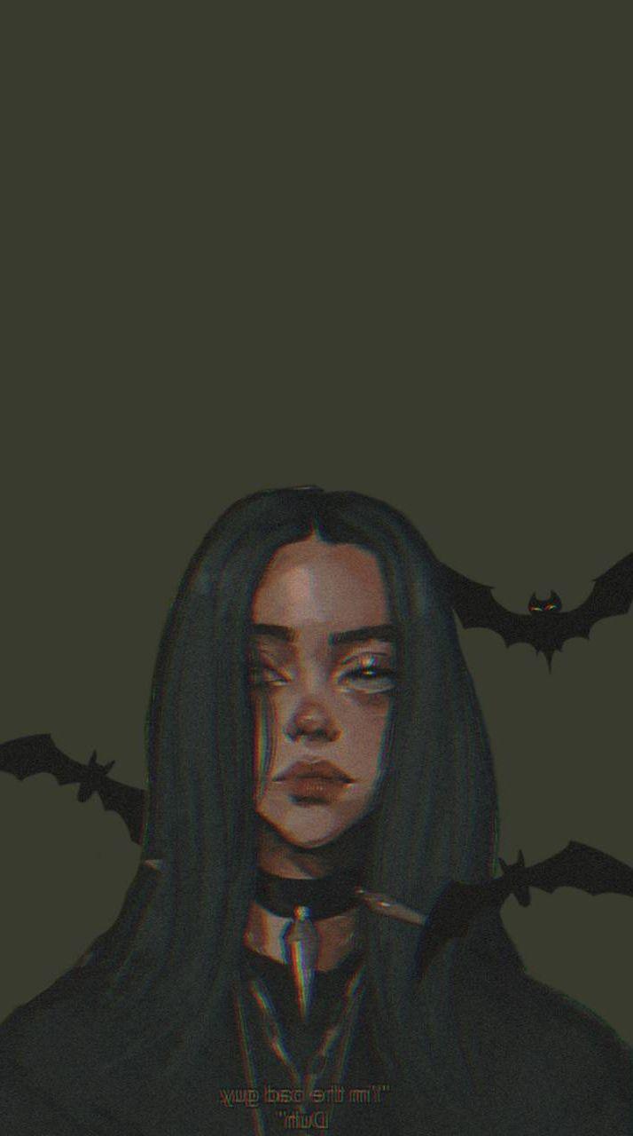 Billie Eilish Wallpaper 1