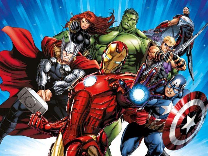 Avengers Wallpaper 1