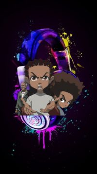 Boondocks Wallpaper 2