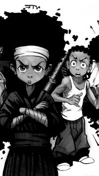 Boondocks Wallpaper 3
