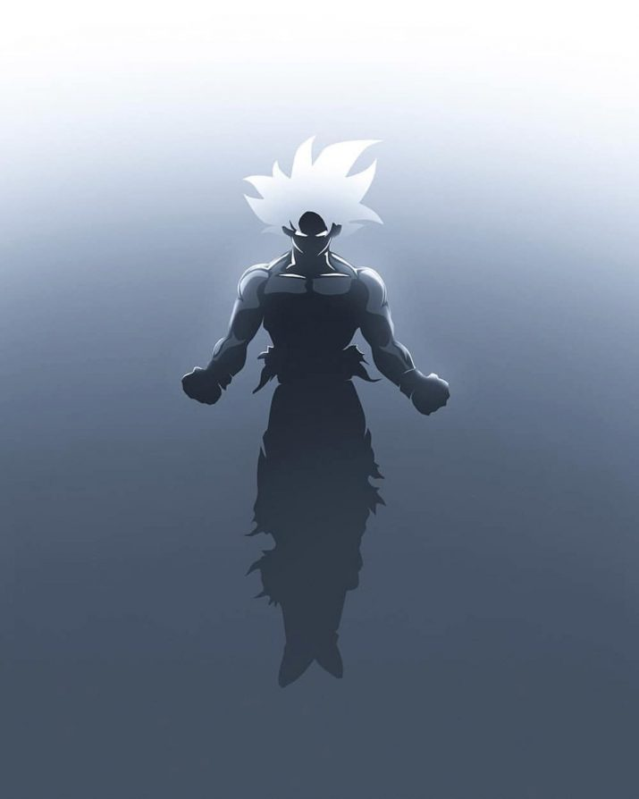 Goku Ultra Instinct Wallpaper 1