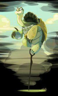 Master Oogway Wallpaper 1