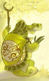 Master Oogway Wallpaper 3