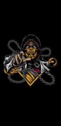 Mortal Kombat Wallpaper 11