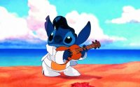 Stitch Wallpaper 12