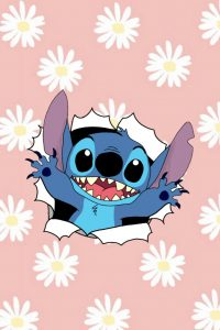 Stitch Wallpaper 11
