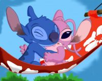 Stitch Wallpaper 13