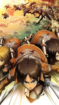Attack On Titan Wallpaper 20