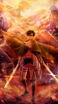 Attack On Titan Wallpaper 12