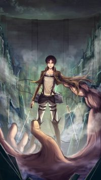Attack On Titan Wallpaper 13