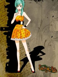 Bulma Wallpaper 3
