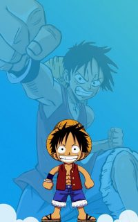 Luffy Wallpaper 23
