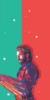 Captain America Marvel Wallpaper 39