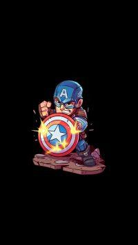 Captain America Marvel Wallpaper 37