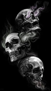 Skeleton Wallpaper 21