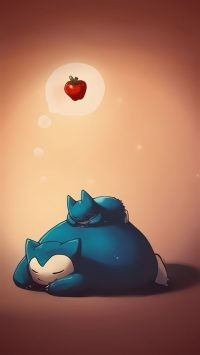 Snorlax Wallpaper 2