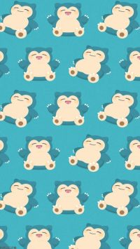 Snorlax Wallpaper 10