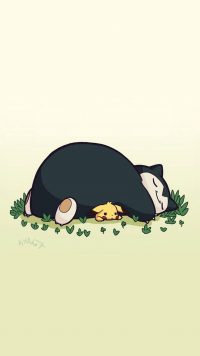 Snorlax Wallpaper 4