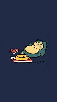 Snorlax Wallpaper 5
