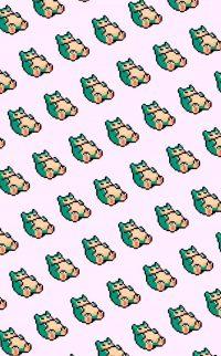 Snorlax Wallpaper 7