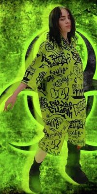 Billie Eilish Wallpaper 11