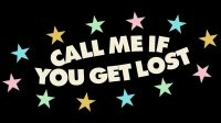 Call Me If You Get Lost Wallpaper 27