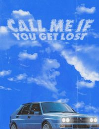 Call Me If You Get Lost Wallpaper 33