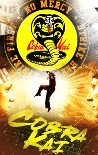 Cobra Kai Wallpaper 4
