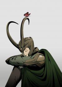 Loki Wallpaper 12