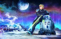 Luke Skywalker Wallpaper 1
