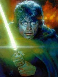 Luke Skywalker Wallpaper 12