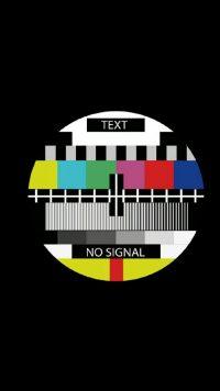 No Signal Wallpaper 5