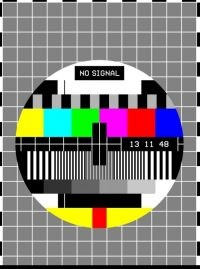 No Signal Wallpaper 1