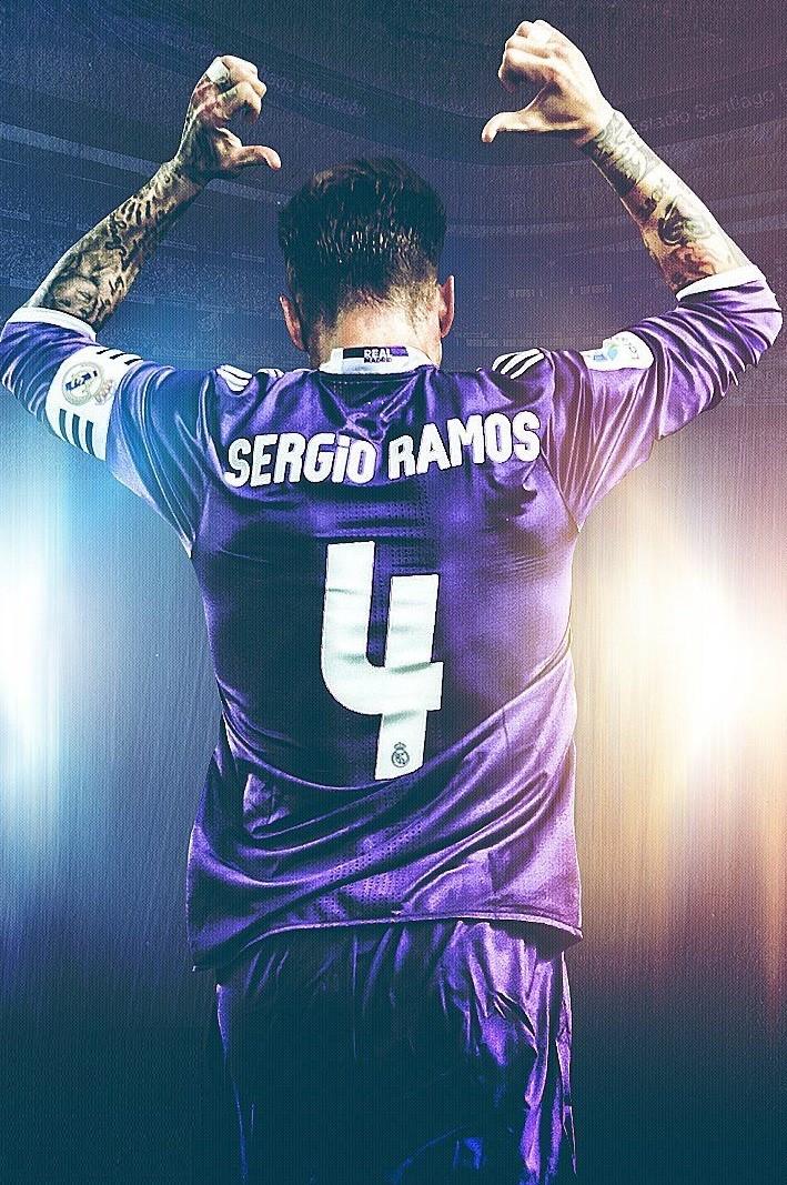 Sergio Ramos Wallpaper 1