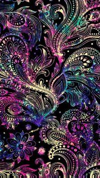 Tie Dye Wallpaper 7