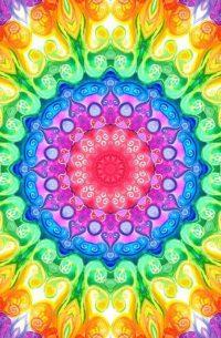 Tie Dye Wallpaper 9