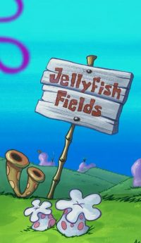 Jellyfish Fields Wallpaper 6