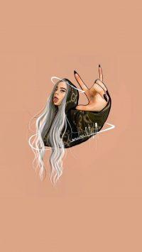Billie Eilish Wallpaper 10