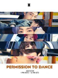 BTS Permission To Dance Wallpaper 17