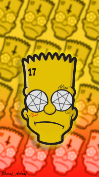 Bart Simpson Wallpaper 10