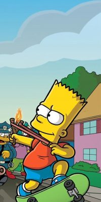 Bart Simpson Wallpaper 11