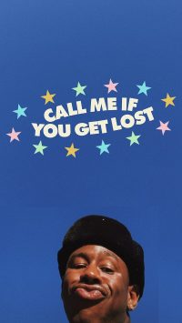 Call Me If You Get Lost Wallpaper 17