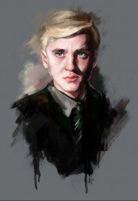 Draco Malfoy Wallpaper 17